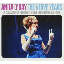 Load image into Gallery viewer, ANITA O'DAY: VERVE YEARS 1957-62 (3 CDs)
