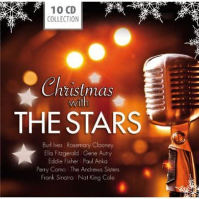 CHRISTMAS WITH THE STARS (10 CDS)
