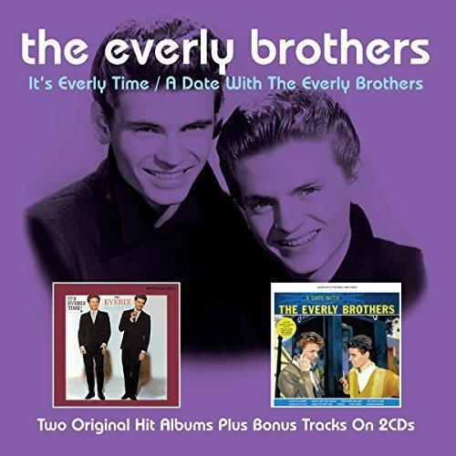Everly Brothers: It's Everly Time / A Date with the Everly Brothers (2 CDS)
