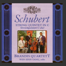 Load image into Gallery viewer, Schubert: String Quintet in C - Yang; Brandis Quartett