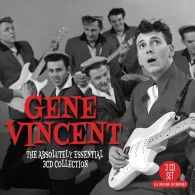 GENE VINCENT: The Absolutely Essential Collection (3 CDs)