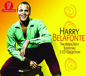 HARRY BELAFONTE: The Absolutely Essential Collection (3 CDs)
