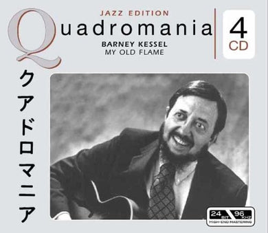 BARNEY KESSEL: MY OLD FLAME (4 CDS)