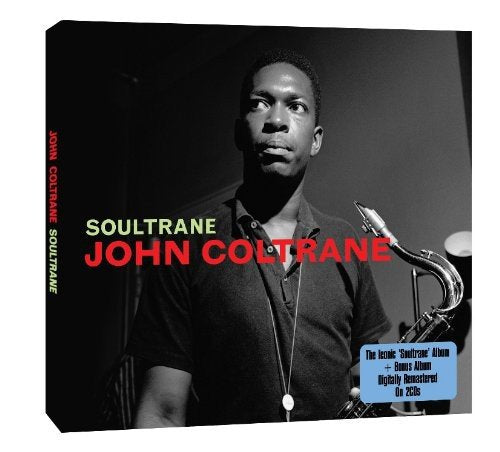 JOHN COLTRANE: SOULTRANE/FIRST TRANE (2 CDS)
