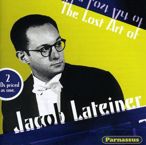 THE LOST ART OF JACOB LATEINER (2 CDS)