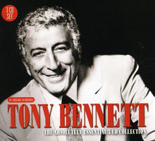 Load image into Gallery viewer, TONY BENNETT: The Absolutely Essential 3 CD Collection