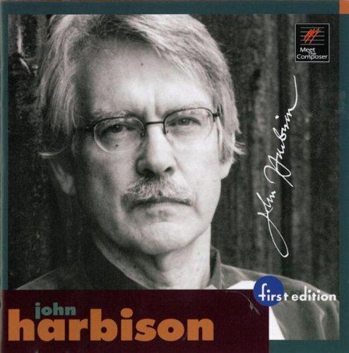 HARBISON: ULYSSES BOW; SAMUEL CHAPTER - PITTSBURGH SYMPHONY ORCHESTRA, ANDRE PREVIN
