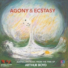 Load image into Gallery viewer, AGONY & ECSTASY - AUSTRALIAN MUSIC FROM THE TIME OF ARTHUR BOYD
