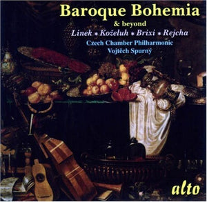 BAROQUE BOHEMIA & BEYOND, VOLUME 3 - CZECH CHAMBER ORCHESTRA