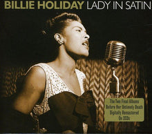 Load image into Gallery viewer, BILLIE HOLIDAY: LADY IN SATIN (2CD)