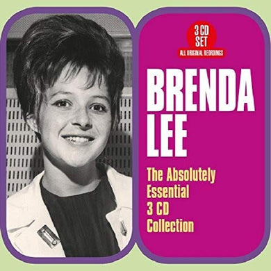 BRENDA LEE: The Absolutely Essential Collection (3 CDs)