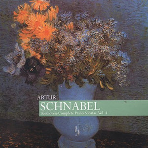 BEETHOVEN: PIANO SONATAS, VOL.4 - SCHNABEL, ARTUR (2 CDS)