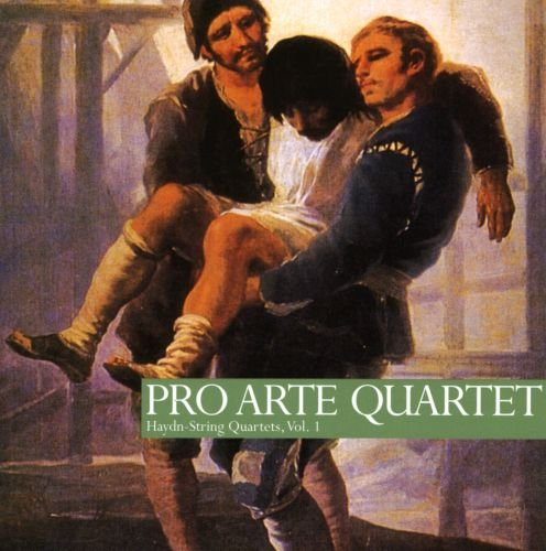 HAYDN: STRING QUARTETS, VOLUME 1 - PRO ARTE QUARTET (2 CDS)