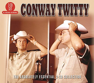 CONWAY TWITTY: The Absolutely Essential Collection (3CDs)