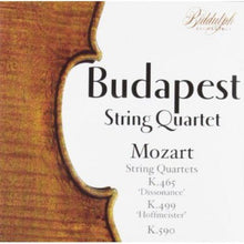 Load image into Gallery viewer, BUDAPEST STRING QUARTET PLAYS MOZART