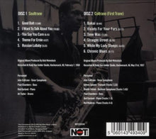Load image into Gallery viewer, JOHN COLTRANE: SOULTRANE/FIRST TRANE (2 CDS)
