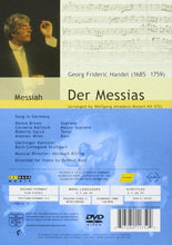 Load image into Gallery viewer, HANDEL: MESSIAH (ARR. MOZART) - RILLING, BACH COLLEGIUM STUTTGART