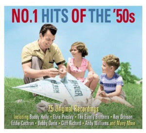 NO. 1 HITS OF THE '50S (2 CDS)