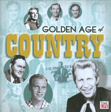 GOLDEN AGE OF COUNTRY: CRAZY ARMS - Marty Robbins, Carl Smith, Lefty Frizzell, Hank Snow (2 CDS)