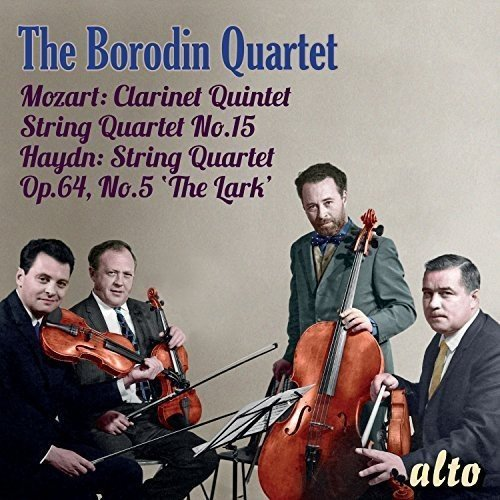 BORODIN QUARTET PLAY HAYDN & MOZART FAVORITES