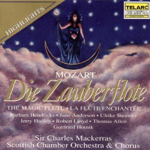 Mozart: The Magic Flute (Highlights) - Sir Charles Mackerras, Scottish Chamber Orchestra