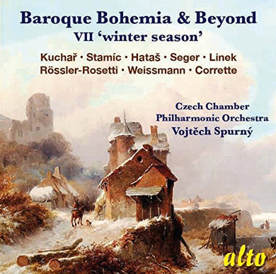 BAROQUE BOHEMIA & BEYOND