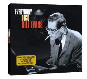 EVERYBODY DIGS BILL EVANS (2 CDs)