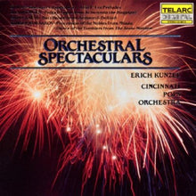 Load image into Gallery viewer, ERICH KUNZEL & CINCINNATI POPS ORCHESTRA: ORCHESTRAL SPECTACULARS