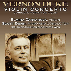 DUKE: VIOLIN CONCERTO; COMPLETE MUSIC FOR VIOLIN - DAVRAROVA, DUNN