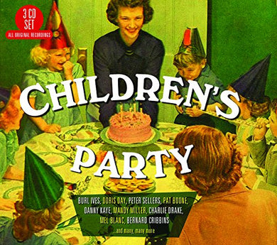 CHILDREN'S PARTY: The Absolutely Essential 3 CD Collection