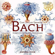 BACH, C.P.E.: Complete Keyboard Variations (2 CDS)