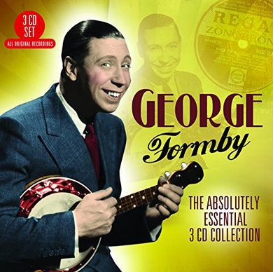 GEORGE FORMBY: The Absolutely Essential Collection (3 CDs)