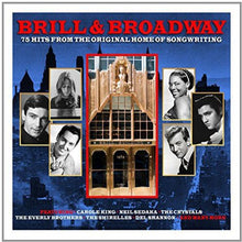 Load image into Gallery viewer, BRILL & BROADWAY - 75 HITS FROM THE HOME OF SONGWRITING (3 CDS)