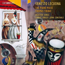 Load image into Gallery viewer, LECUONA: THE PIANO MUSIC, SELECTED SONGS - CONSTABLE; FARLEY, TIRINO (6 CDS)