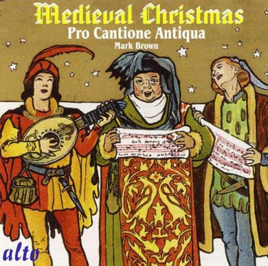 A MEDIEVAL CHRISTMAS - PRO CANTIONE ANTIQUA (Digital Download)
