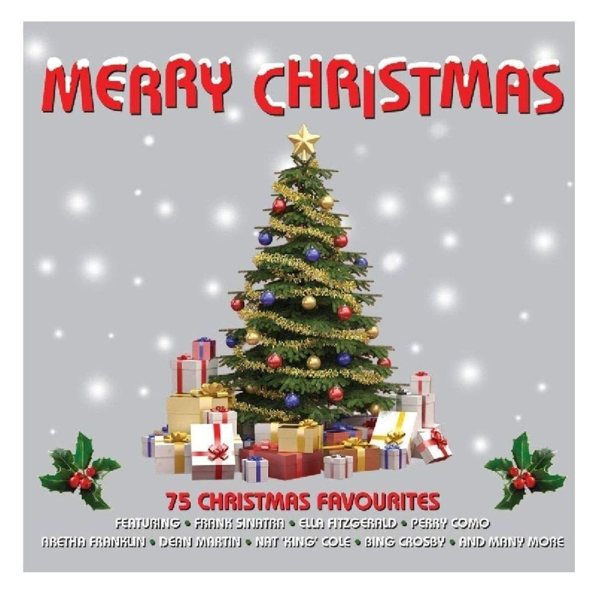 MERRY CHRISTMAS (3 CDS)