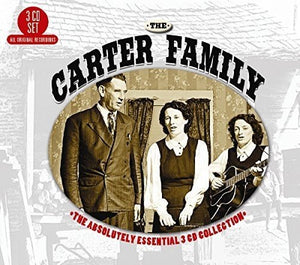 CARTER FAMILY: The Absolutely Essential Collection (3 CDs)