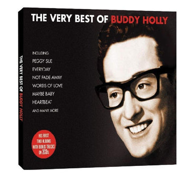 BUDDY HOLLY: THE VERY BEST (2 CDS)