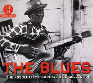 THE BLUES: The Absolutely Essential 3 CD Collection