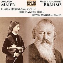 Load image into Gallery viewer, AMANDA MAIER MEETS JOHANNES BRAHMS
