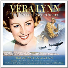 Load image into Gallery viewer, VERA LYNN: FORCES SWEETHEART (3 CDS)