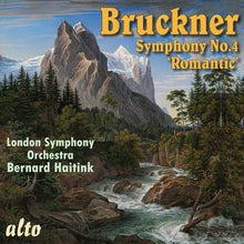 "Load image into Gallery viewer, BRUCKNER: SYM NO.4 ""ROMANTIC"" - HAITINK, LONDON SYMPHONY ORCHESTRA"