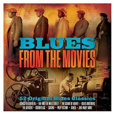 BLUES FROM THE MOVIES (3 CDs)