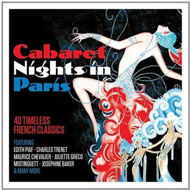 CABARET NIGHTS IN PARIS (2 CDS)