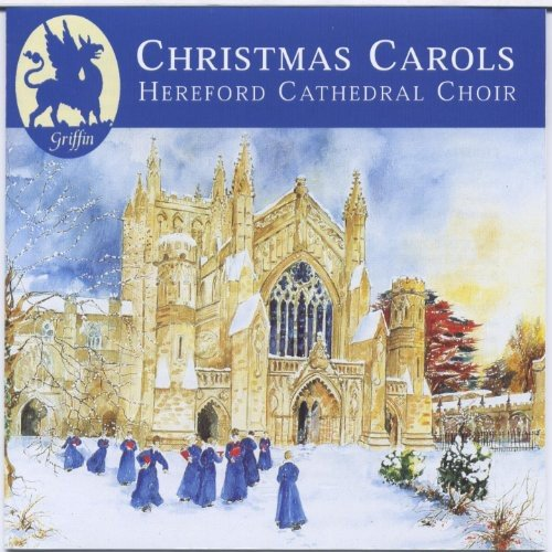 CHRISTMAS CAROLS FROM HEREFORD CATHEDRAL