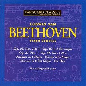 Beethoven: Piano Sonatas - Bruce Hungerford (2 CDs)