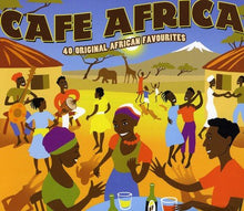 Load image into Gallery viewer, CAFE AFRICA (2 CD)