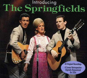 INTRODUCING THE SPRINGFIELDS (2 CDS)