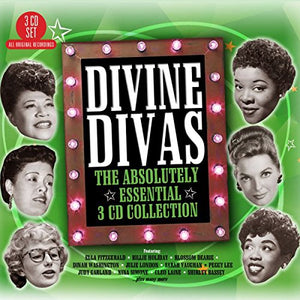DIVINE DIVAS: The Absolutely Essential 3 CD Collection