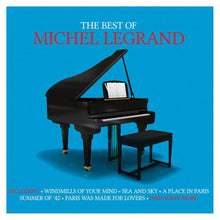 Load image into Gallery viewer, MICHEL LEGRAND: BEST OF (2 CDS)